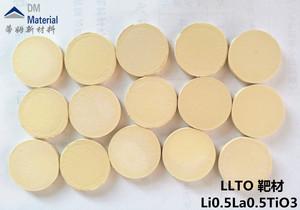 钛酸镧锂 靶材(LLTO)